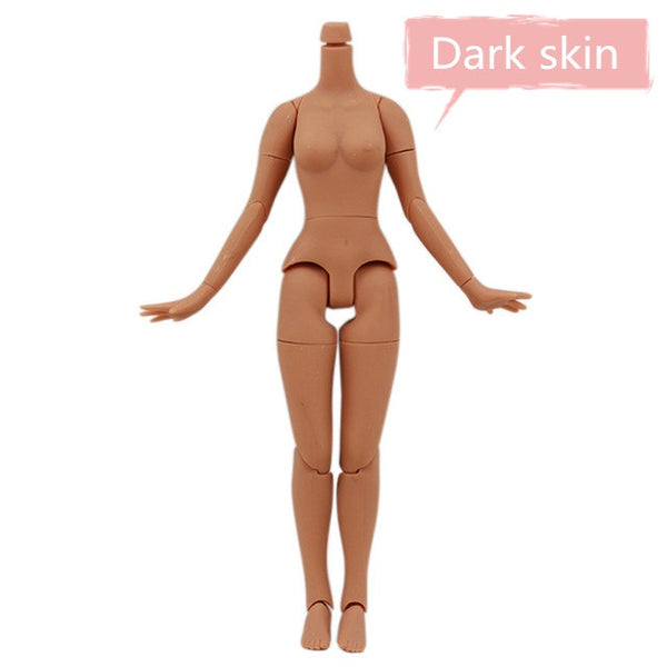 blyth doll icy bjd toy normal body fat body licca body joint body azone body