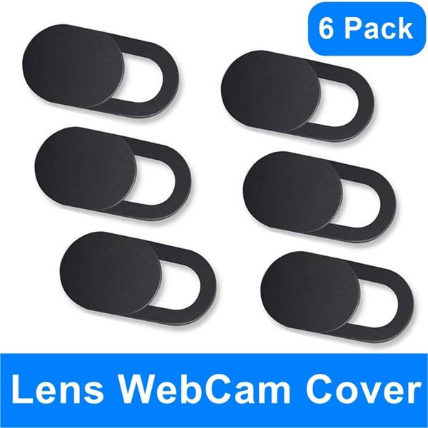 Tongdaytech WebCam Cover Shutter Magnet Slider Plastic Universal Antispy Camera Cover For Web Laptop iPad PC Macbook Tablet Privacy Sticker Anti-peep
