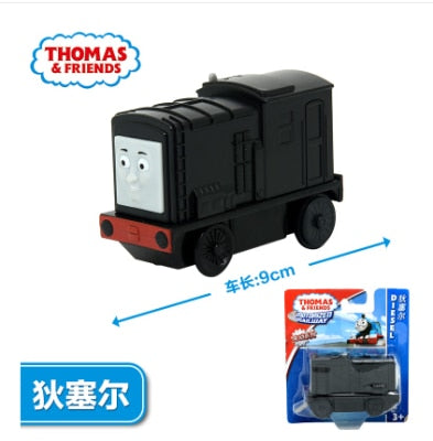 Electronal Trains Original Thomas and Friends Electric Edward Diecast Car Toys for Boys Use Battery Motor Metal Kid Toys Oyuncak