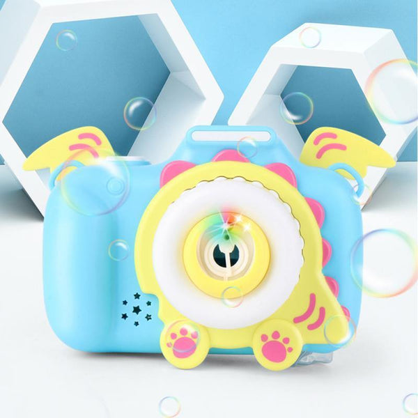 Summer Bubble Machine Gun Cute Crab Soap Bubble Blower Automatic Electric Bubble Maker Outdoor Bath Funny Toys for Kids Dropship