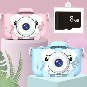 Kids Toy Cameras 20 Million Pixels Digital Photo HD 1080P Video Charging Birthday Children Interactive Toys Baby Gifts