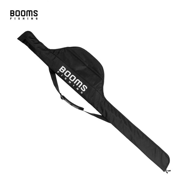 Booms Fishing PB1 Carp Fishing Bag Rod Holder Carrier Pole Storage Bags 140cm  Waterproof Folding Portable Rods Case Tackle Tool