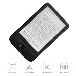 BK4304 4.3 inch 4G/8G/16G OED Eink Screen Digital Smart Ebook Reader Electronic Book Portable Children E-Book Reader for Gifts