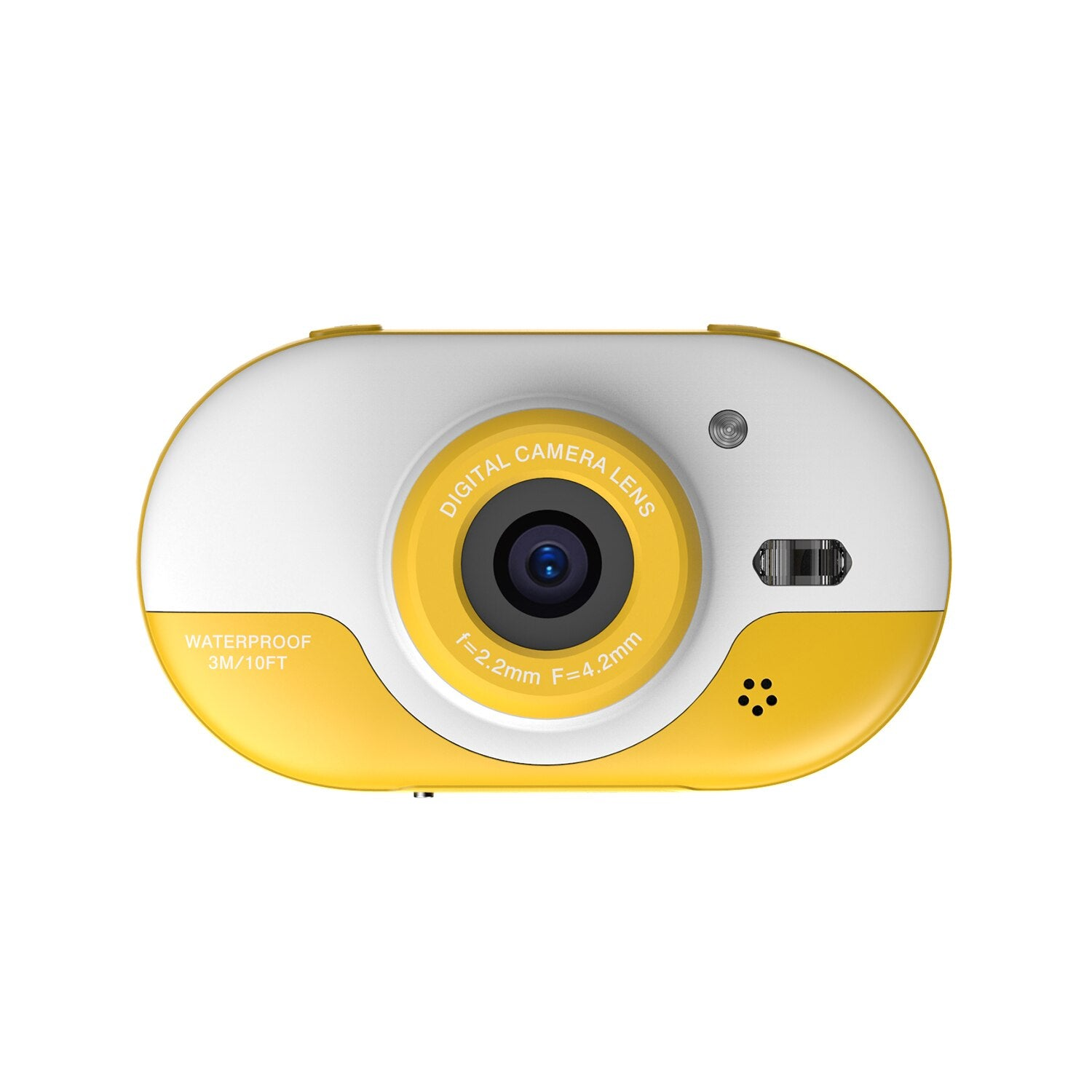 "Mini Camera 8MP Children Digital Camera Kids Waterproof Camera Dual Cameras 2.4"" IPS HD Screen Photo/Video Self-timer"