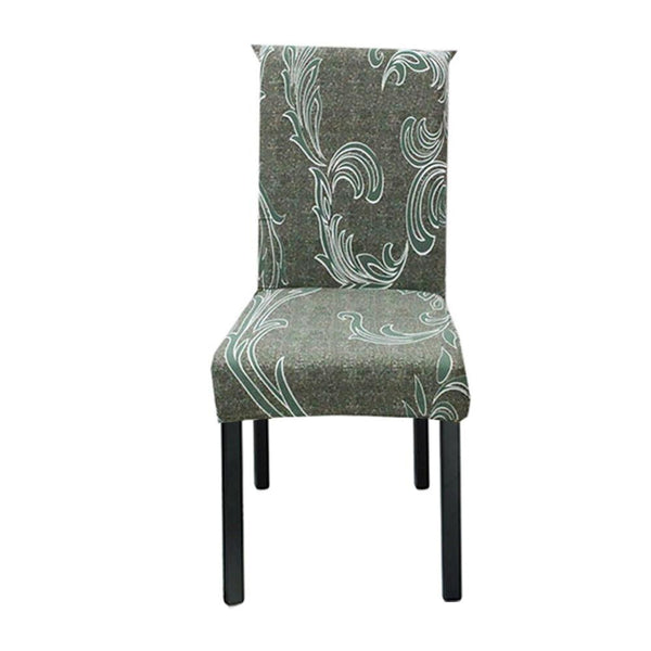 Meijuner Floral Print Chair Cover Multifunctional Spandex  Home Dining Chair Case Elastic Universal Stretch Chair CoversY390