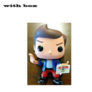 ACE VENTURA: Pet Detective  #32 POP with box Vinyl Action Figures PVC Collection figure Toys For birthday Gifts (32  WITHBOX)