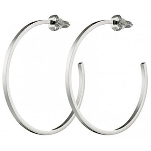 Stainless Steel Squered Hoops
