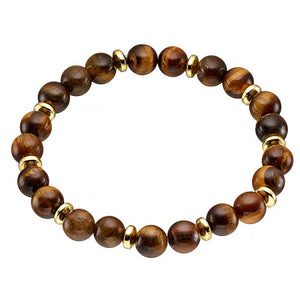 Eye of The Tiger Beads Bracelet