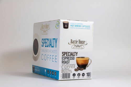 Barrie House Specialty Espresso Roast