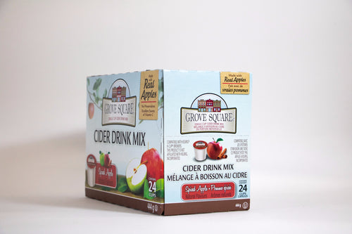 Grove Square Spiced Apple Cider Drink Mix