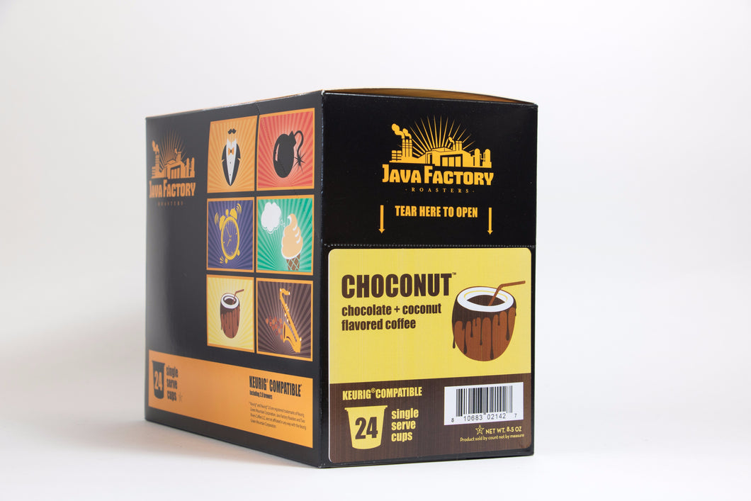Java Factory Choconut