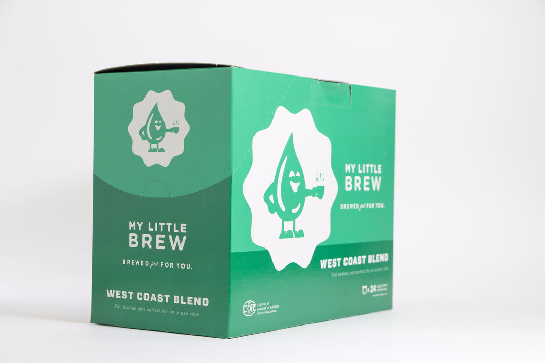 My Little Brew West Coast Blend
