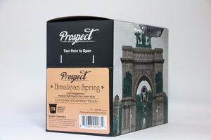 Prospect Himalayan Spring Peach Infused Oolong Tea