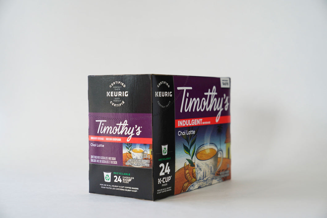 Timothys Chai Latte