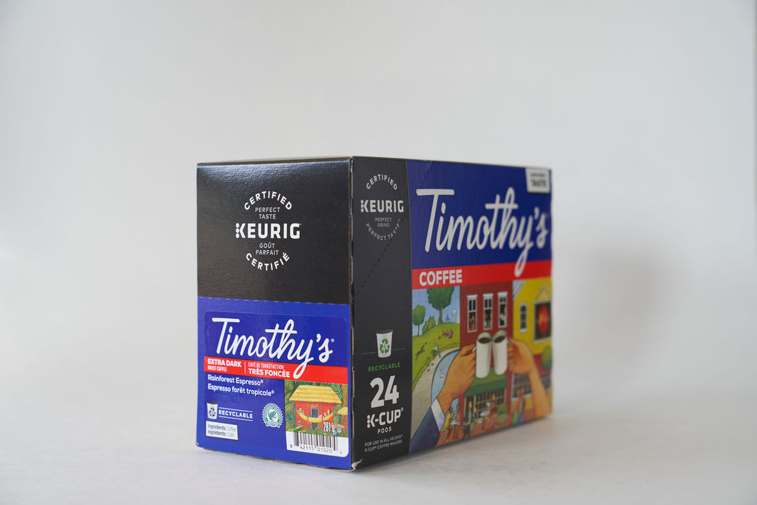 Timothys Rainforest Espresso