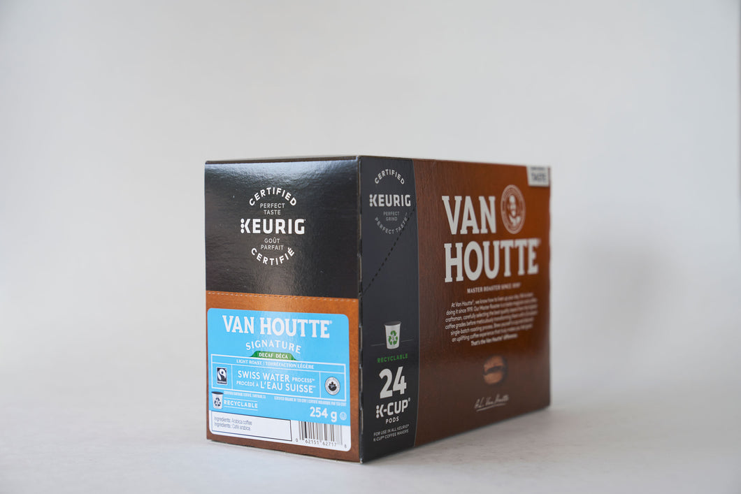 Van Houtte Decaf Swiss Water Process