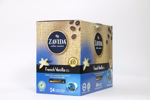 Zavida French Vanilla