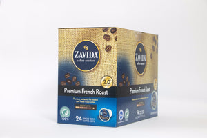 Zavida Premium French Roast