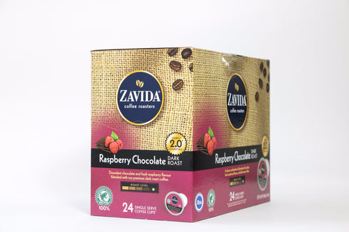 Zavida Raspberry Chocolate Dark Roast