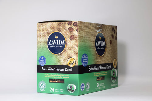 Zavida Swiss Water Process Decaf