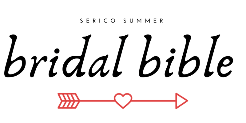 Serico's Summer Bridal Bible