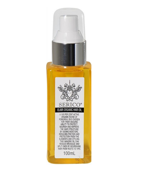 Elixir Organic Hair Oil