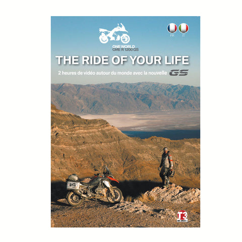 DVD THE RIDE OF YOUR LIFE