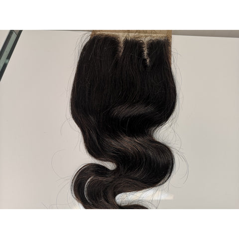 Mink Body Wave Closure