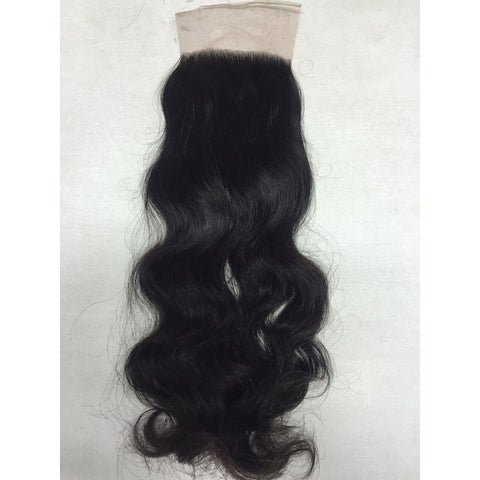 Mink Wavy Closure