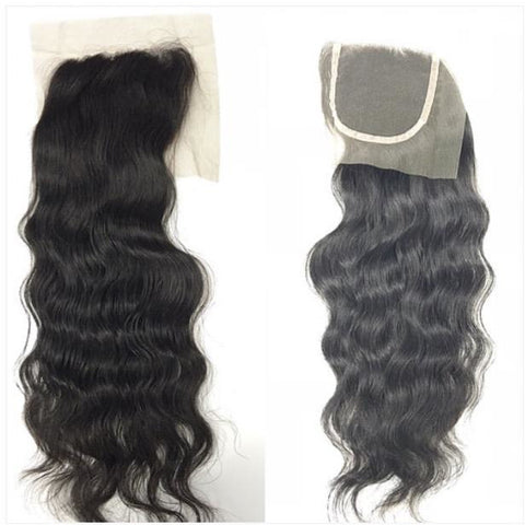 MINK HAIR CLOSURES