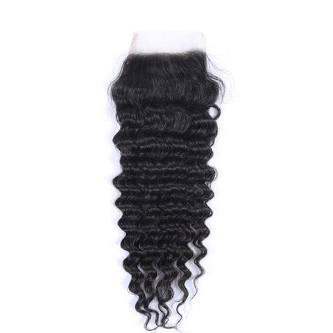 Mink Deep Wavy Closure