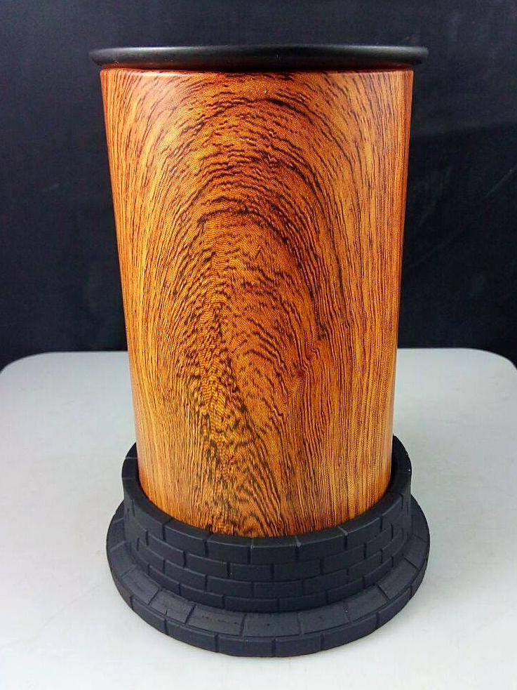 Woodgrain Electric Wax Warmer