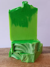 Coconut + Lime Soap Bar