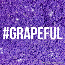 Glitter Bath - #Grapeful