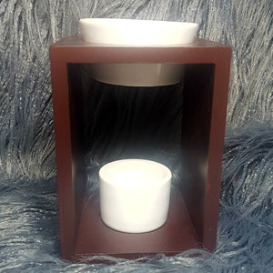 Timber Tealight Warmer