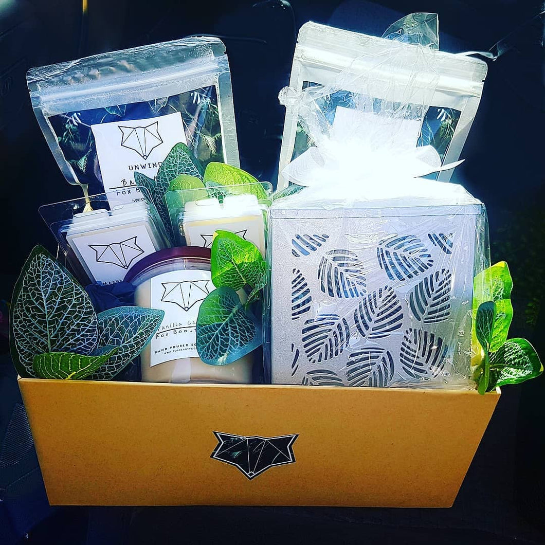 Fox Beauty Co Gift Box
