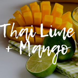 Thai Lime + Mango Wax Melts