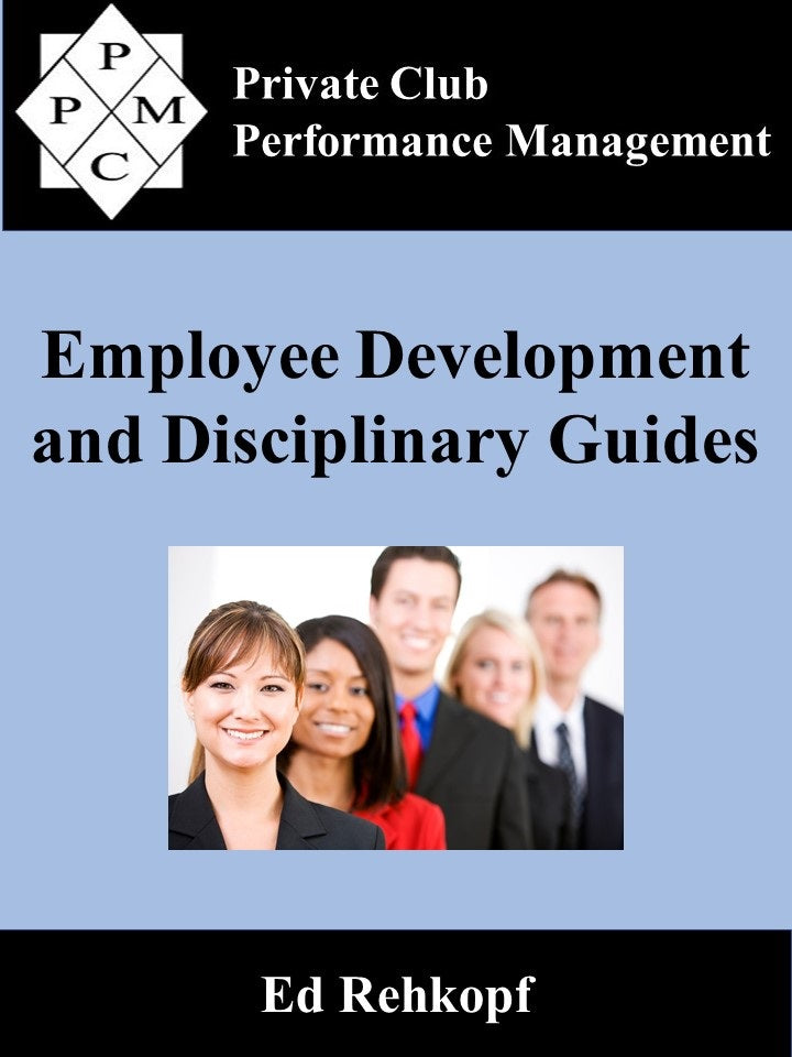 Employee Development and Disciplinary Guides