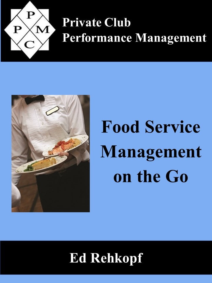 Food Service Management on the Go
