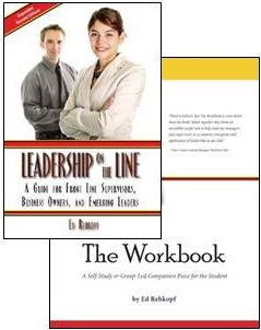 Leadership on the Line & The Workbook - Bundled
