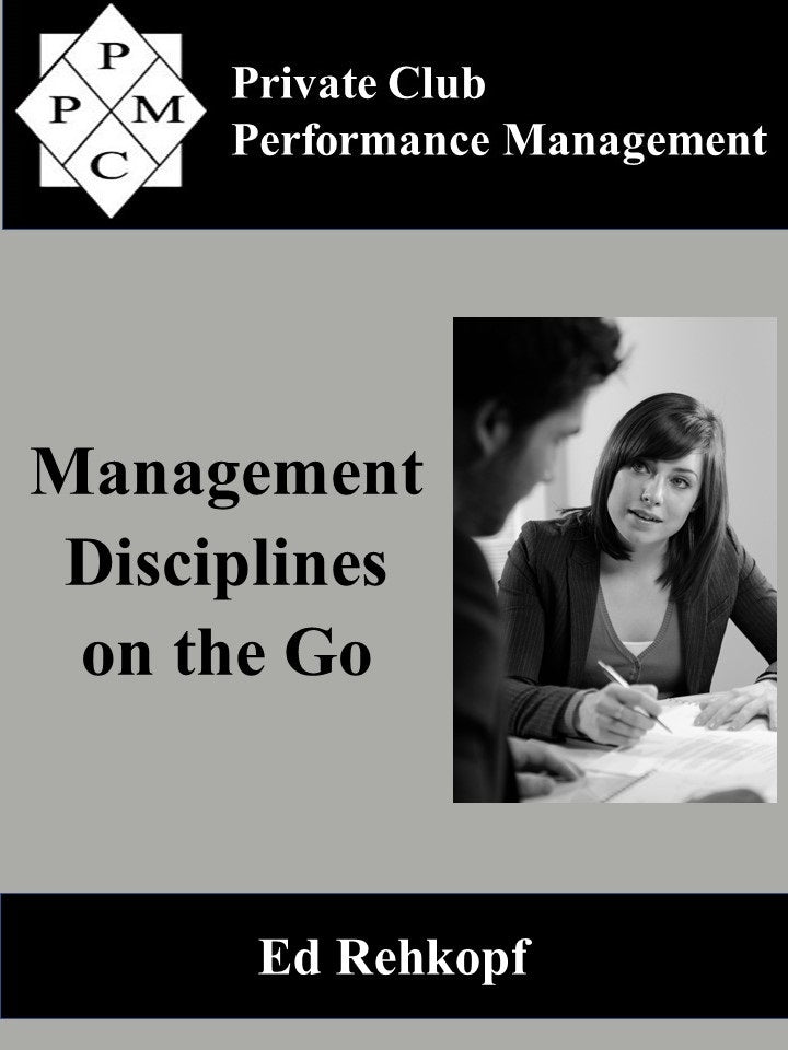 Management Disciplines on the Go