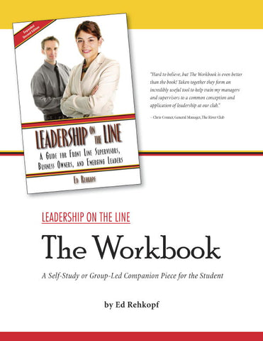 Leadership on the Line - The Workbook