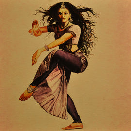 Shiva's Dance Form
