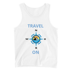Travel On Men'sTank Top