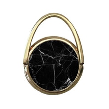 Black Marble | Mobile Phone Ring | TheImprint Singapore