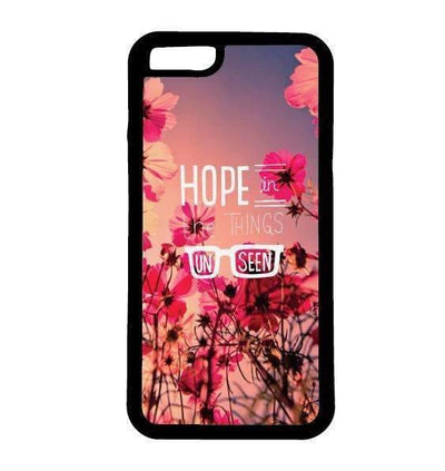 Hope In The Things Unseen | Phone Case | TheImprint Singapore