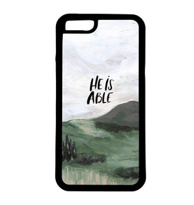He Is Able | Phone Case | TheImprint Singapore