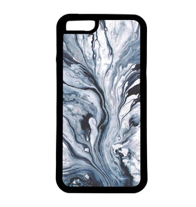 Grey Splatter Marble | Phone Case | TheImprint Singapore