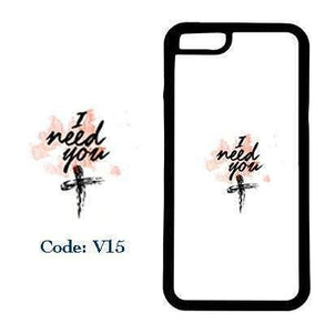 I Need You | Phone Case | TheImprint Singapore