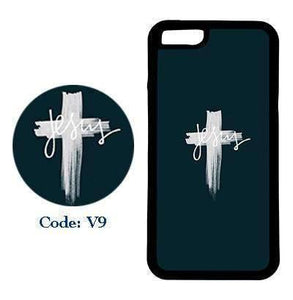 Jesus | Phone Case | TheImprint Singapore